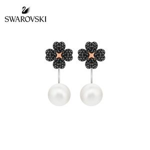 Swarovski 925 Sterling Silver Earrings
